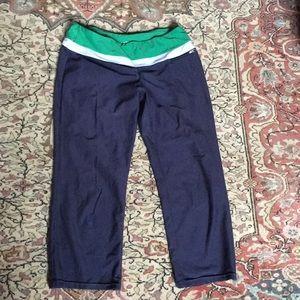 Workout crop pants aerie fit